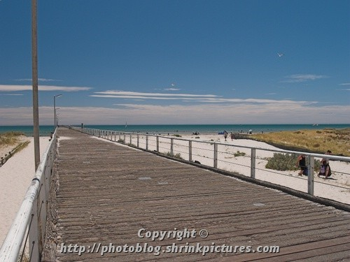 Semaphore Jetty and Beach