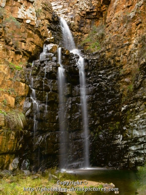 First Falls Fourth Creek Morialta Conservation Park