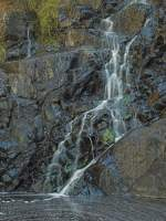 Ingalalla Waterfall near Yankalilla
