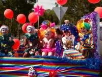Truckload of Clowns