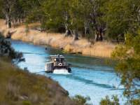 Murray River Paddle Boat