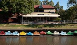 Jolleys Boathouse